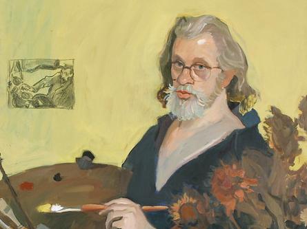 Alexander Goudie RP RGI – A  Retrospective